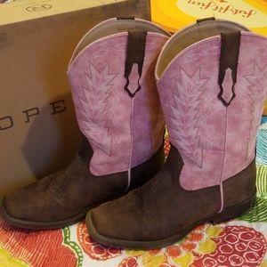 Roper Girls Annie Boots